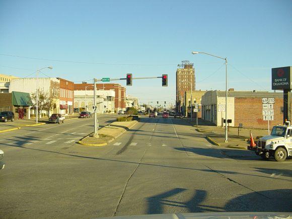McAlester in Oklahoma
